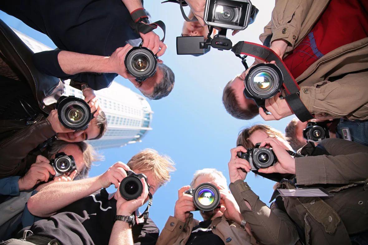 Открытки, фотограф в картинках